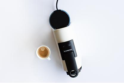 Espresso coffee pod