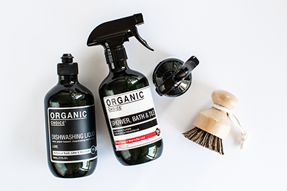 Cleaning + Sanitising products